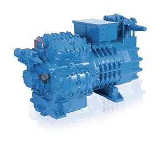 Compressores Semi-Herméticos Frascold