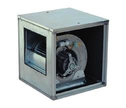 Ventilador Centrifugo Cubico Com Caixa